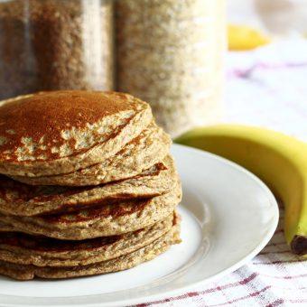 Our Fluffiest Vegan Pancake Recipe