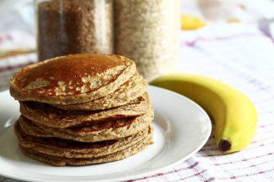Our Fluffiest Vegan Pancake Recipe