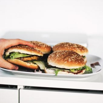 The Best Veggie Burger You'll Ever Have...