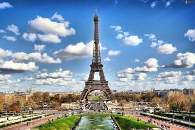Did You Know That There's An Apartment Hidden Inside the Eiffel Tower?