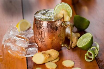 Copper Moscow Mule Mugs Could Be Dangerous