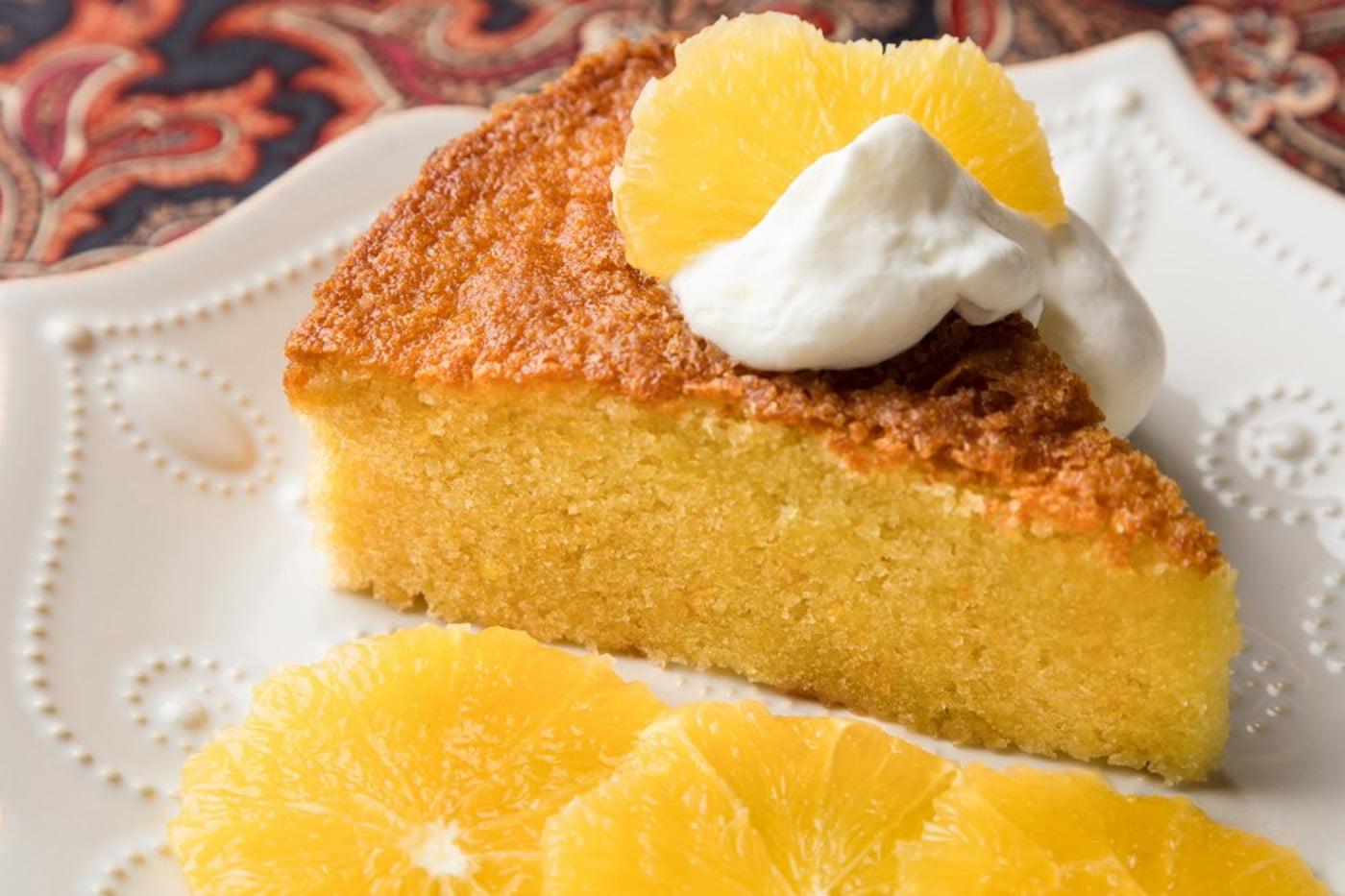 Lemon Olive Oil Cake Uk
