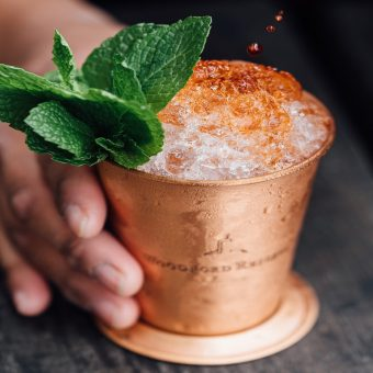 Copper Moscow Mule Mugs Could Be Dangerous...