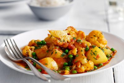 Freezer Friendly Friday: Mixed Vegetable Curry Batch Cooking Recipe