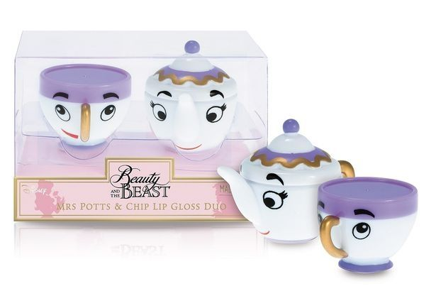 Mrs Potts and Chip lip balm duo
