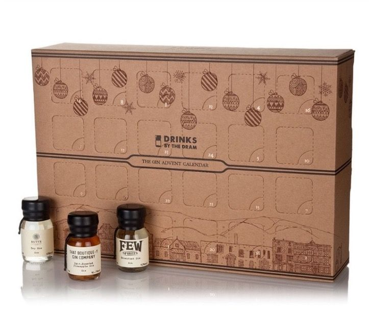The Gin Advent Calendar Bottling Note