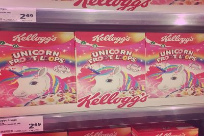 Unicorn Froot Loops Are Now Available in the UK!