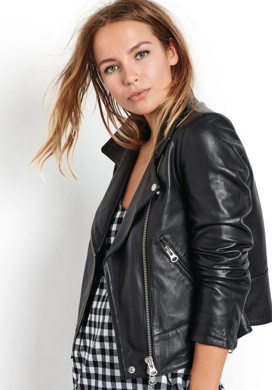 Best Leather Biker Jackets