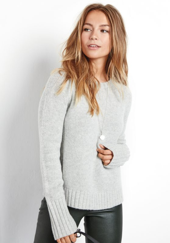 Cashmere Crew Neck Jumper, £190, Hush