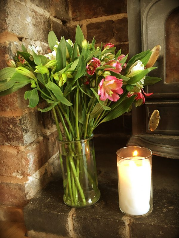 Beautiful Alstroemeria Bouquet By Home Bargains Flowers