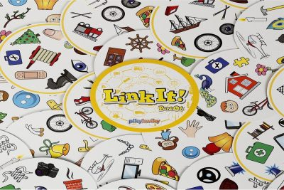 Review: PikyKwiky LinkIt Card Game - Part Of Theme