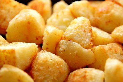 Perfect For Christmas - Freeze-ahead Roast Potatoes