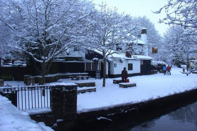 Oldest Pub Promises a Magical Christmas