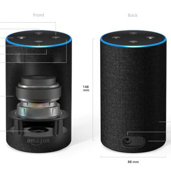 Review & Giveaway: All-New Amazon Echo