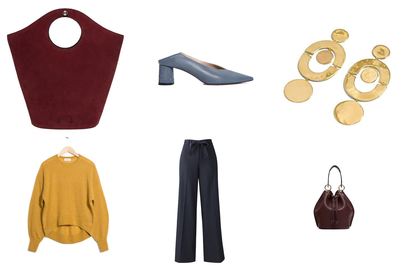 6 Items You Need To Update Your Work Wardrobe