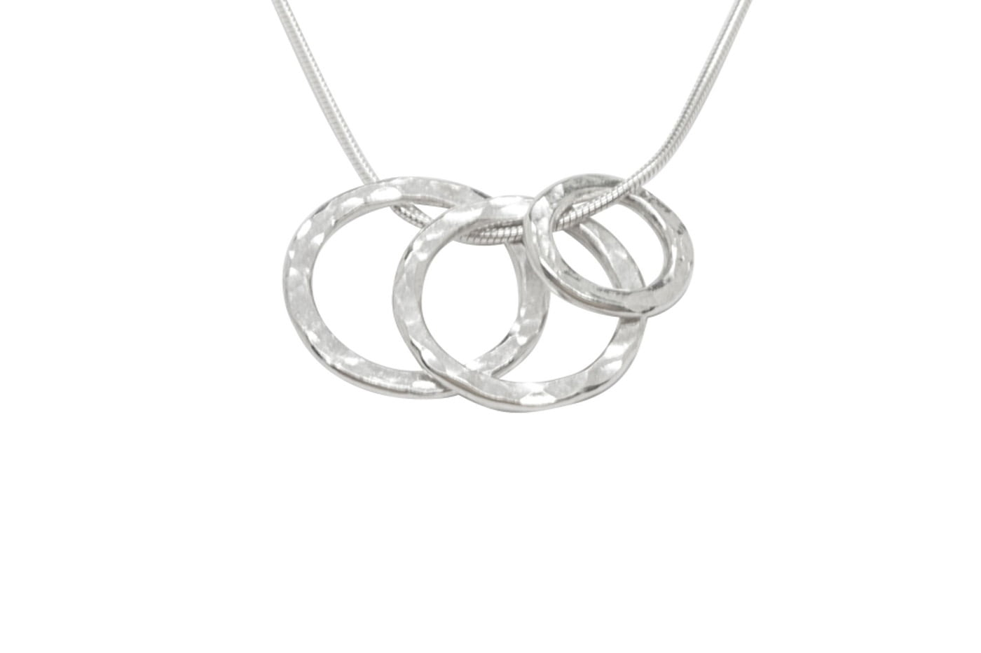 Review & Giveaway: Nude Jewellery Silver Necklace