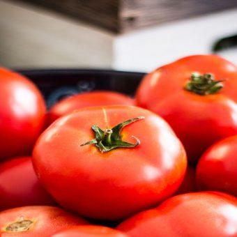 Super Easy Make Ahead Stuffed Tomatoes