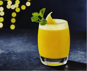 Captain Morgan - Turmeric Sour