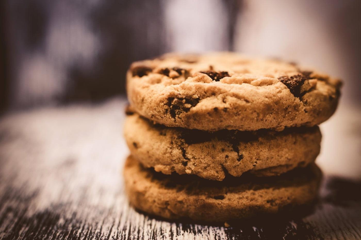 Freezer Friendly: Easy Chocolate Orange Cookies