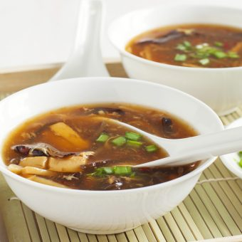 Super Easy & Delicious Feel-Better Soup