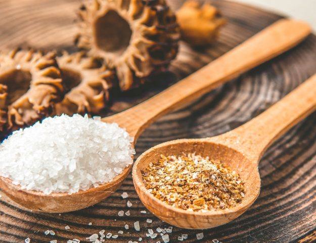 Unexpected Ways To Use Salt In Your Beauty Regime