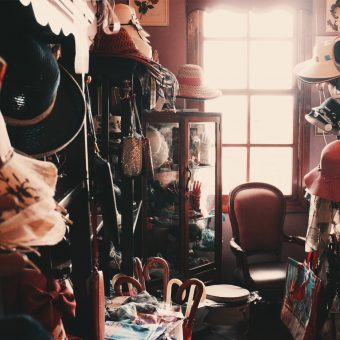 Apparently Where You Hide Your Clutter Reveals A Lot About You