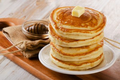 Freezer Friendly: Super Easy Thick & Fluffy Pancakes