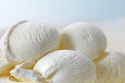Deliciously Salty & Sweet - Sea Salt Ice Cream