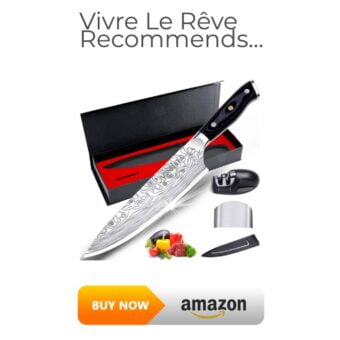 Chef Knife Gift Set - Was £32.99 Now £19.62