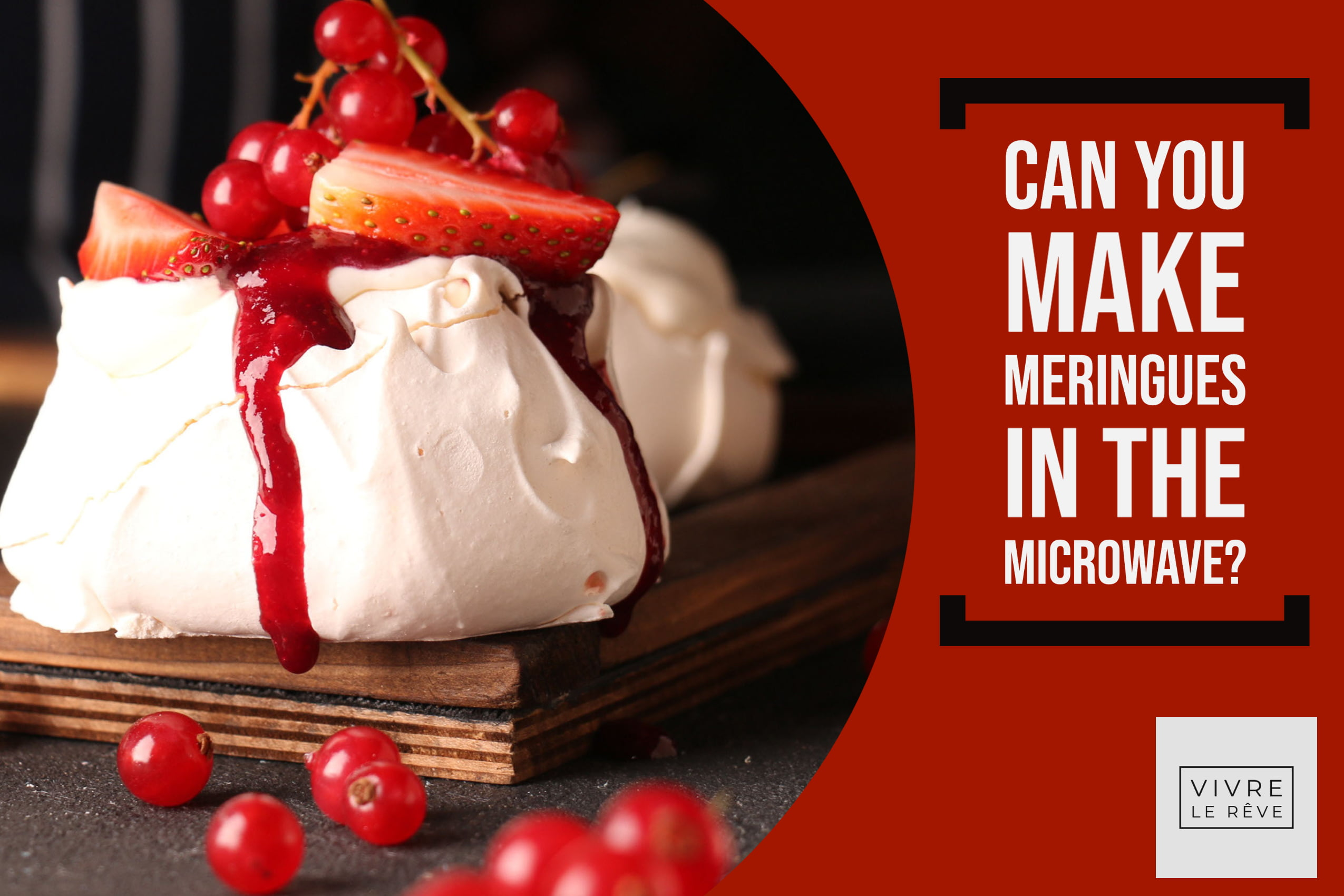 Can You Make Meringues In The Microwave?