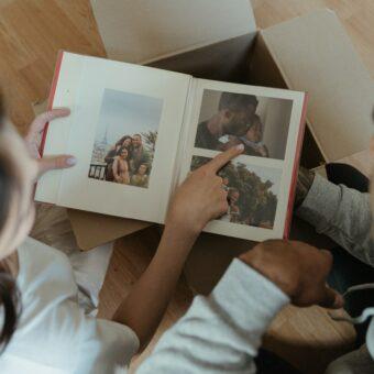 Put Together A Photo Album