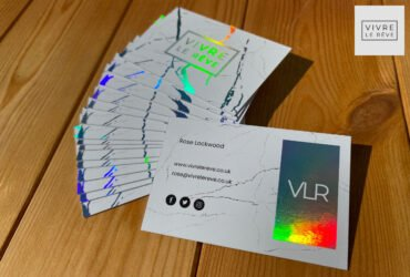 Aura Print Business Cards Unboxing & Full Review